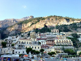 Positano – The gem of the Amalfi Coast