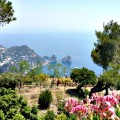 Postcard from Italy: View from Anacapri | Weekly series: 10 Favorite Reads on Italy this week: Sept 12, 2014 | BrowsingItaly.com