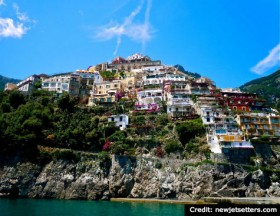 """Show and Tell"": Positano, Amalfi Coast"