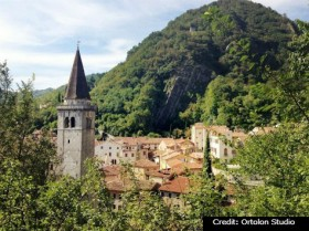 Seeing and Saving Serravalle, Another Gem in Veneto
