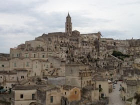 """Show and Tell"": Matera, Basilicata"