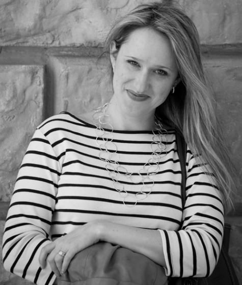 Alexandra Korey, author of the Uffizi App