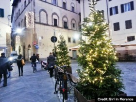 """Show and Tell"": Christmas in Florence"