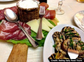 Top 5 Foods in Florence