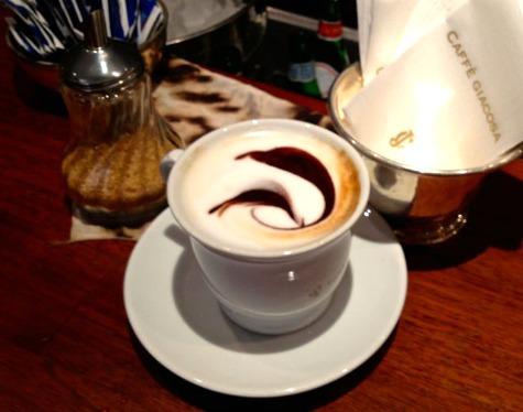 Caffe Giacosa, Florence