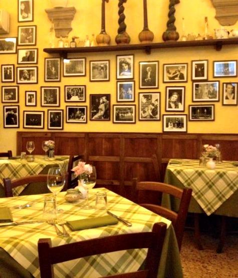 Osteria del Teatro, Cortona, Tuscany