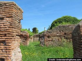 Ostia Antica – Pompeii without the volcano