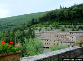 Cortona: Beyond the City Walls