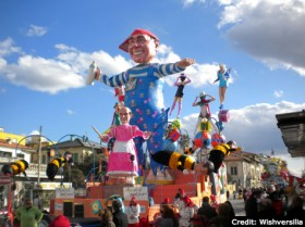 Carnival of Viareggio: 5 can't miss experiences