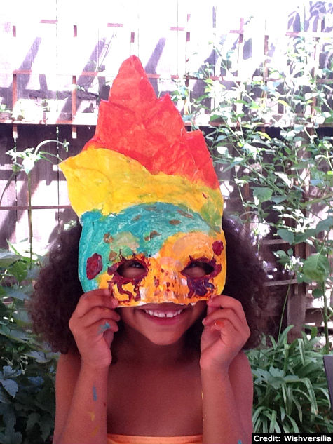 Carnival Viareggio - Paper mache