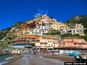 """Show and Tell"": The Amalfi Coast"