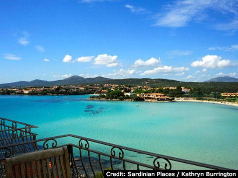 """Show and Tell"": Around Sardinia"
