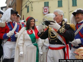 The Carnival of Ivrea: One with a special twist