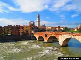 """""""Show and Tell"""": Verona, Italy"""