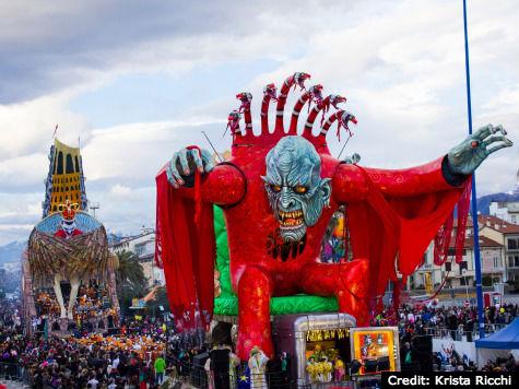 Viareggio Carnevale 2014