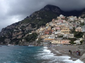 """Show and Tell"": Easter Weekend in Positano"