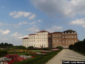 Royal Residences in Turin