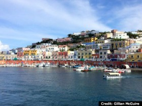 """Show and Tell"": Ponza"