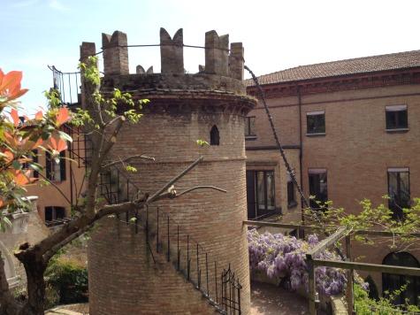 Giardini Pensili in Ravenna