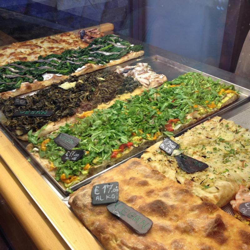 Pizzarium | August in Rome for Foodies | BrowsingItaly.com