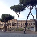 Postcard from Italy: Colosseum in Rome