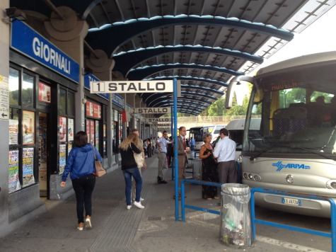 Bus from Rome to Positano, Amalfi Coast: Timeline and handy tips http://www.browsingitaly.com/campania/amalfi-coast/rome-positano-bus-tips-timeline/3294/ | BrowsingItaly.com