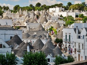 Show and Tell: First visit to Puglia