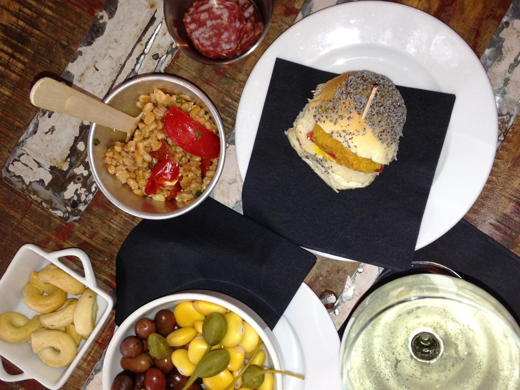 Aperitivo time | August in Rome for Foodies | BrowsingItaly.com