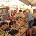 Campo de' Fiori Market in Rome | BrowsingItaly.com