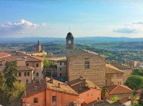 Show and Tell: Perugia, Umbria