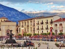 Show and Tell: Sulmona, Abruzzo
