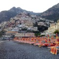 Postcard from Italy: Spiaggia Grande | Weekly series: 10 Favorite Reads on Italy - Week Sep 5, 2014