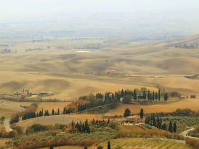 Show and Tell: Tuscany in Fall/Winter