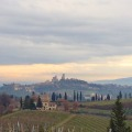 View of San Gimignano, Tuscany | BrowsingItaly.com