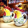 Rooster Pitcher | BrowsingItaly.com