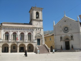 The ancient tradition of Umbrian cured meat in Norcia