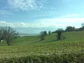 Day trip from Rome to Umbria: Montefalco and Bevagna