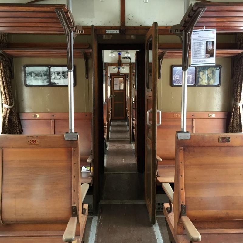Step into the past | Transiberiana d'Italia  - Ride on a historic train