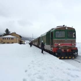 Transiberiana d'Italia: A train ride into the past
