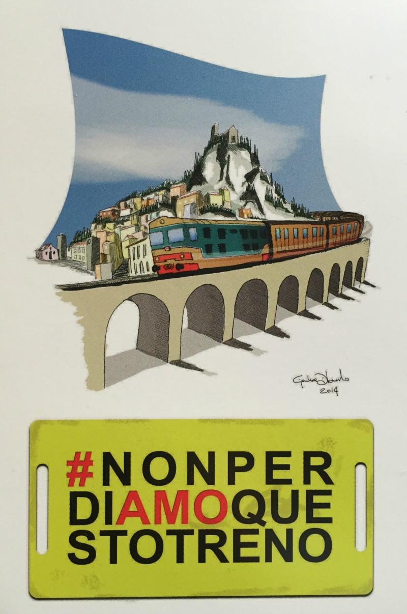 #nonperdiamoquestotreno | Transiberiana d'Italia - Ride on a historic train