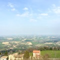 "View from Cingoli ""The Balcony of the Marches"" 