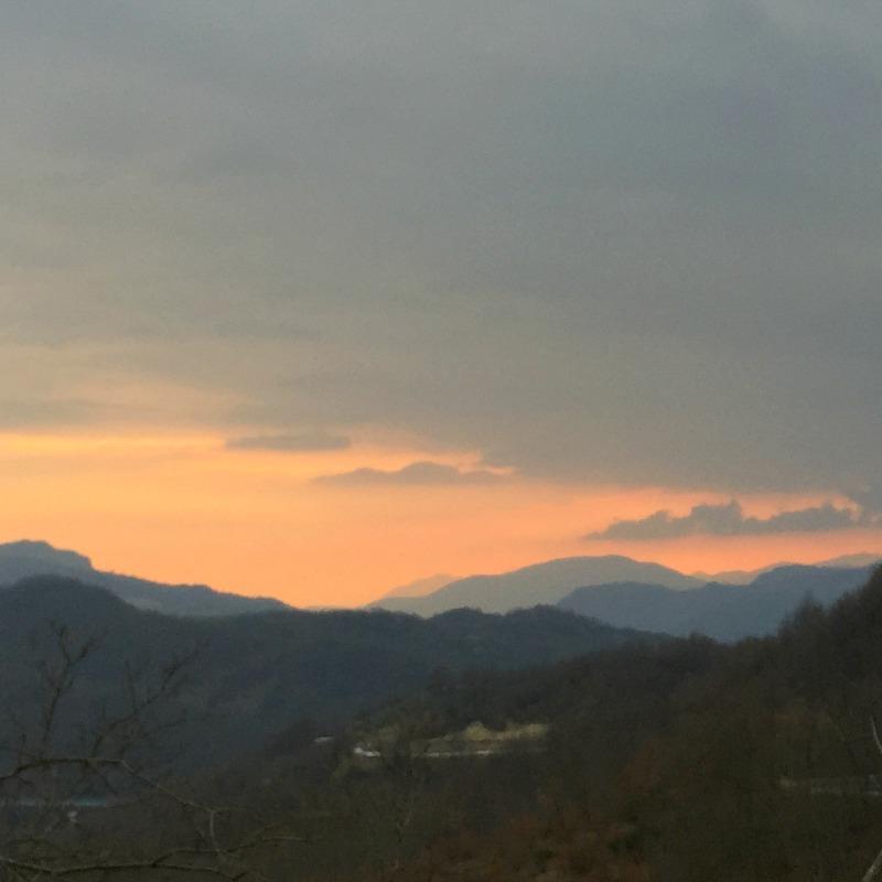 Sunset in Molise | BrowsingItaly