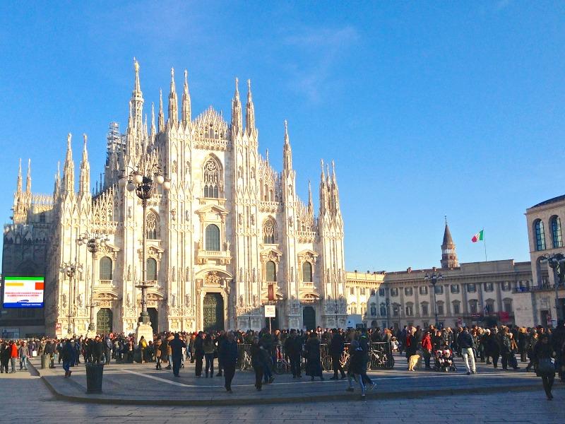 The Neighborhoods of Milan