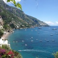 Positano on the Amalfi Coast | BrowsingItaly