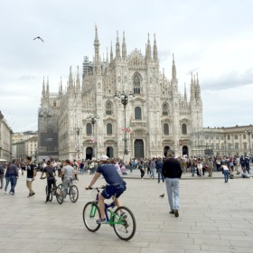 First visit to Milan and tips for Expo 2015