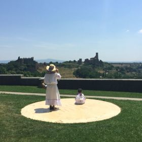A weekend in #IncredibleTuscia