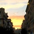 Sunset in Rome   BrowsingItaly
