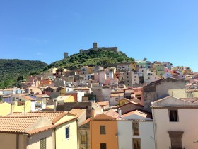Exploring Bosa and Alghero, Sardinia