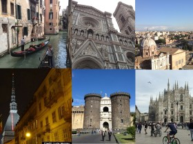Traveling to Italy? List of places to eat in Rome, Florence, Milan, Venice and more