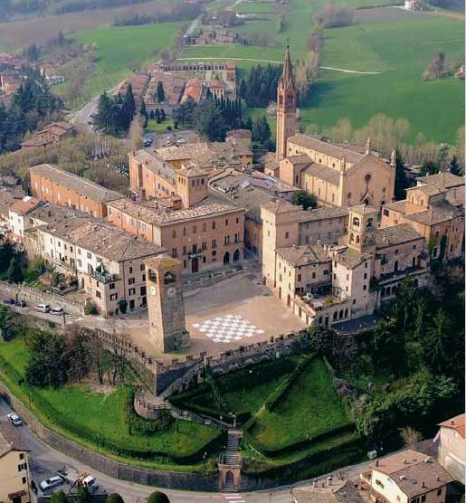 Castelvetro di Modena | Photo credit: Historic archive of the Municipality of Castelvetro di Modena